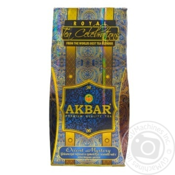 Akbar Orient Mystery Black and Green Tea Blended - buy, prices for Novus - image 2