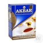 Akbar Pekoe №1 Black Tea 100g - buy, prices for MegaMarket - image 1
