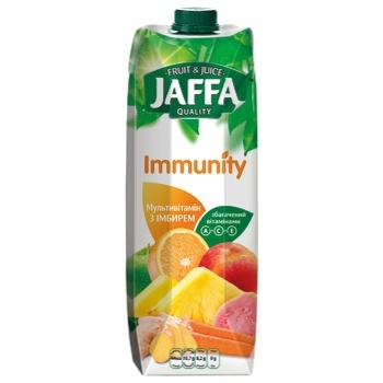 Jaffa Nectar Multivitamin with Ginger 0,95l - buy, prices for CityMarket - photo 1