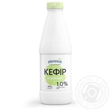 Кефир Молокія густой 1% 900г - купить, цены на Фуршет - фото 2