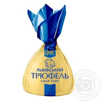 Конфеты Свиточ Трюфель со вкусом кофе