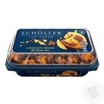 Морозиво Scholler Шоколад-Апельсин з апельсиновим соусом 637г