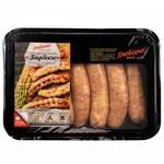 Sausage Globino precooked for grill 500g Ukraine