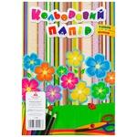 Arkush Colored Paper A4 14 Sheets 9 Colors