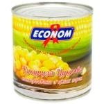 Кукуруза Econom сахарная 425г