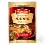 Spices Red hot maestro to pilaf 30g - buy, prices for Novus - image 1