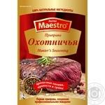 Приправа Red Hot Maestro охотничья 25г - купить, цены на Novus - фото 1
