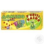 Game Tehnok Domino packaged