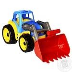 Technok Tractor Toy