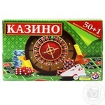 Technok Board Game Casino 1813