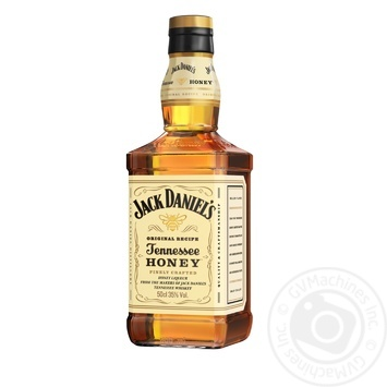 Jack Daniel's Jennessee Honey Whiskey 35% 0,5l - buy, prices for Novus - image 2