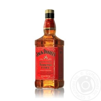 Jack Daniel's Tennessee Fire Whiskey 35% 1l - buy, prices for Metro - image 2