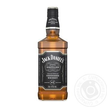 Jack Daniel's Master Distiller No.5 Whiskey 0,7l - buy, prices for Novus - image 2