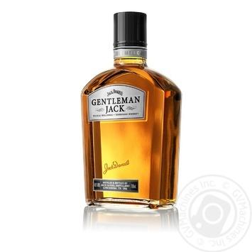Віскі Jack Daniel's Gentleman Jack 40% 0,7л - купити, ціни на Novus - фото 3