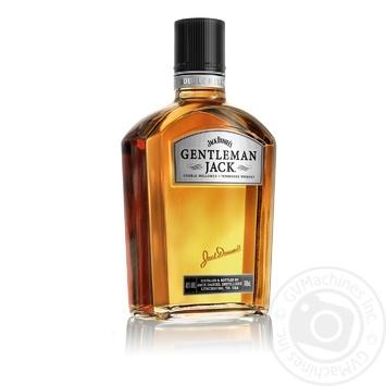 Віскі Jack Daniel's Gentleman Jack 40% 0,7л - купити, ціни на Novus - фото 2
