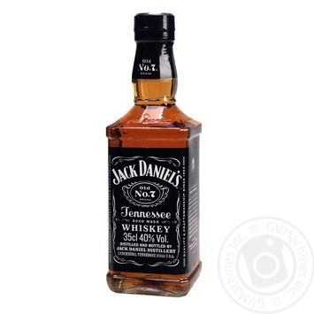 Jack Daniel`s Old No.7 Whiskey 40% 0,35l - buy, prices for Novus - image 4