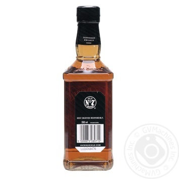 Jack Daniel`s Old No.7 Whiskey 40% 0,35l - buy, prices for Novus - image 3