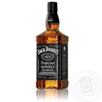 Віскі Jack Daniel`s Old No. 7 40% 0,7л - купити, ціни на Novus - фото 2