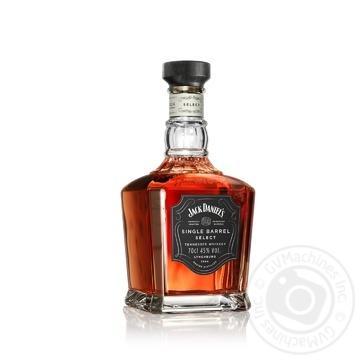 Jack Daniel's Single Barrel Whiskey 45% 0,7l - buy, prices for Metro - image 2