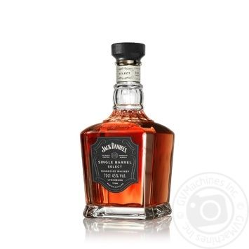 Віскі Jack Daniel's Single Barrel 45% 0,7л - купити, ціни на Novus - фото 4