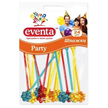 Eventa Mix Sticks 24pcs - buy, prices for CityMarket - photo 1