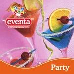 Eventa Three-Layer Napkins Paper 20pc - buy, prices for Tavria V - image 1