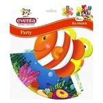 Eventa Animals Mix Paper Caps 13cm 6pcs
