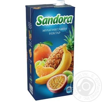 Нектар Sandora мультивітамінний 2л