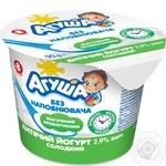 Agusha sweet yogurt 2,9% 90g