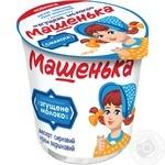 Десерт творожный Машенька Вкусненький с сгущенным молоком 5% 180г