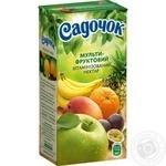 Sadochok multifruit nectar 0,5l