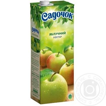 Sadochok apple nectar 1,45l