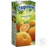 Нектар Садочок апельсиновый 1,93л
