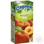 Sadochok peach juice 1,93l