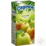 Нектар Садочок Яблочный 1.93л - купить, цены на Фуршет - фото 1