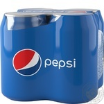 Напиток Pepsi 4*0,33л ж/б