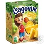 Sadochok apple-pineapple nectar 0,2l