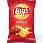 Lay's potato chips with paprika flavor 133g