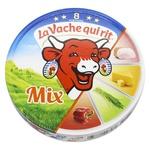 Сыр плавленый Веселая Коровка Микс 140г