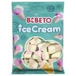 Цукерки маршмелоу Bebeto Морозиво 30г