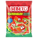 Цукерки жувальні Bebeto Кавун 80г