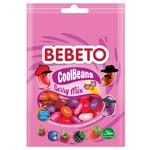 Цукерки жувальні Bebeto Круті Боби Ягідне асорті 60г