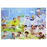 Economix Rug for Children's Creativity Sport CF61480-12