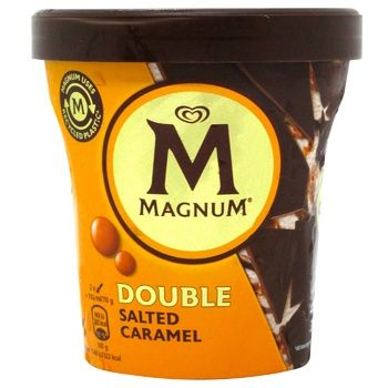 Magnum Double Salted Caramel Ice Cream 310g - buy, prices for CityMarket - photo 1