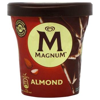 Magnum Almond Popsicle Ice Cream 297g - buy, prices for CityMarket - photo 1