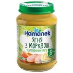 Hamanek Lamb Puree with Carrots and Mashed Potatoes 190g