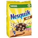 Готовый сухой завтрак NESTLÉ® NESQUIK® MIX 225г