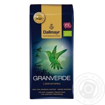 Кофе Dallmayr Bio Granverde в зернах 250г - купить, цены на Novus - фото 1