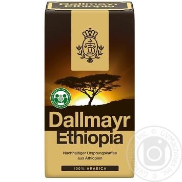 Ground coffee Dallmayr Ethiopia 500g Germany - buy, prices for MegaMarket - image 1