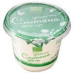 EtnoProduct Organic Sour Cream 20% 250g